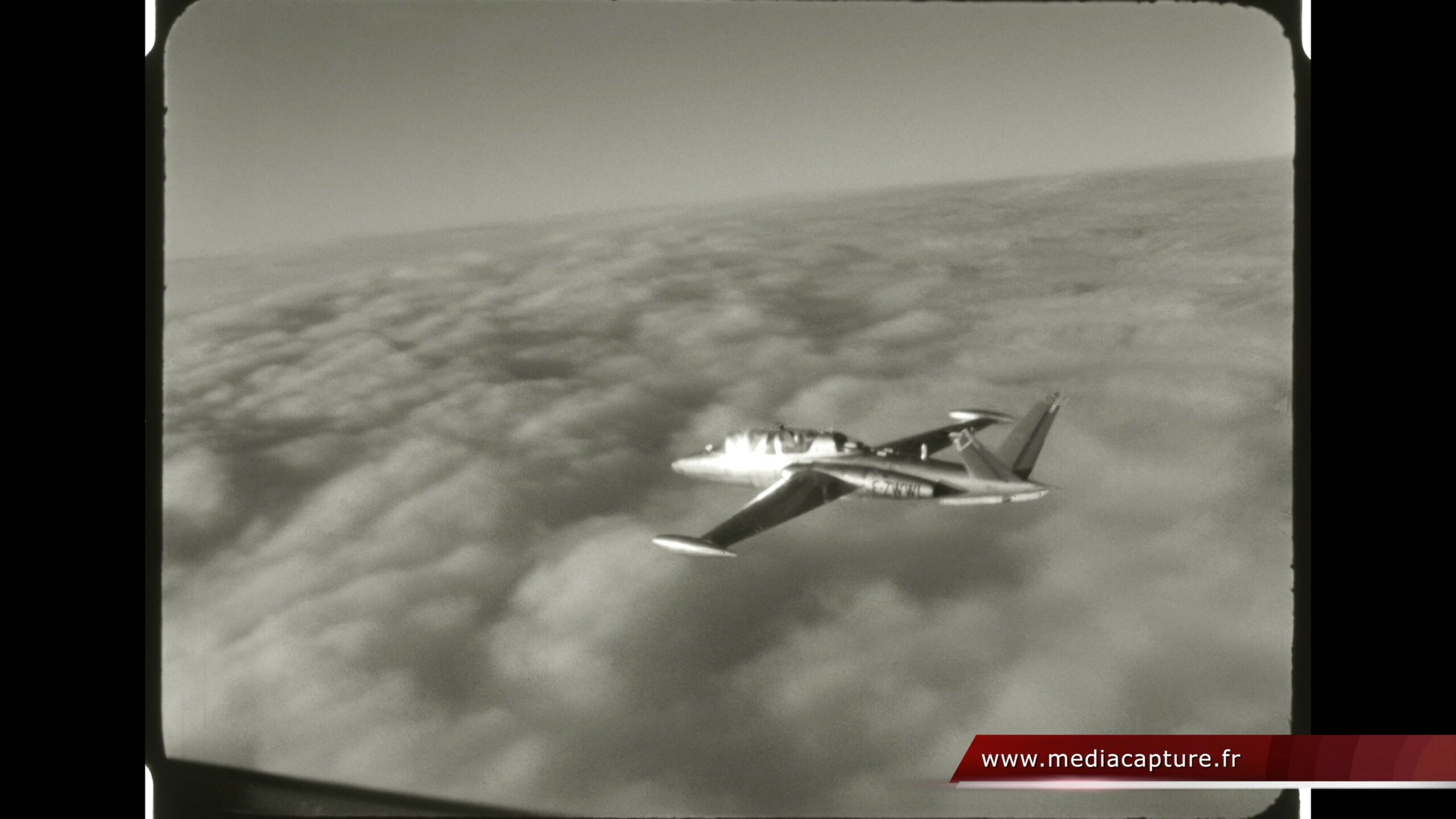 A bord du CM173 SUPER MAGISTER - 1965-UHD 4K vignette