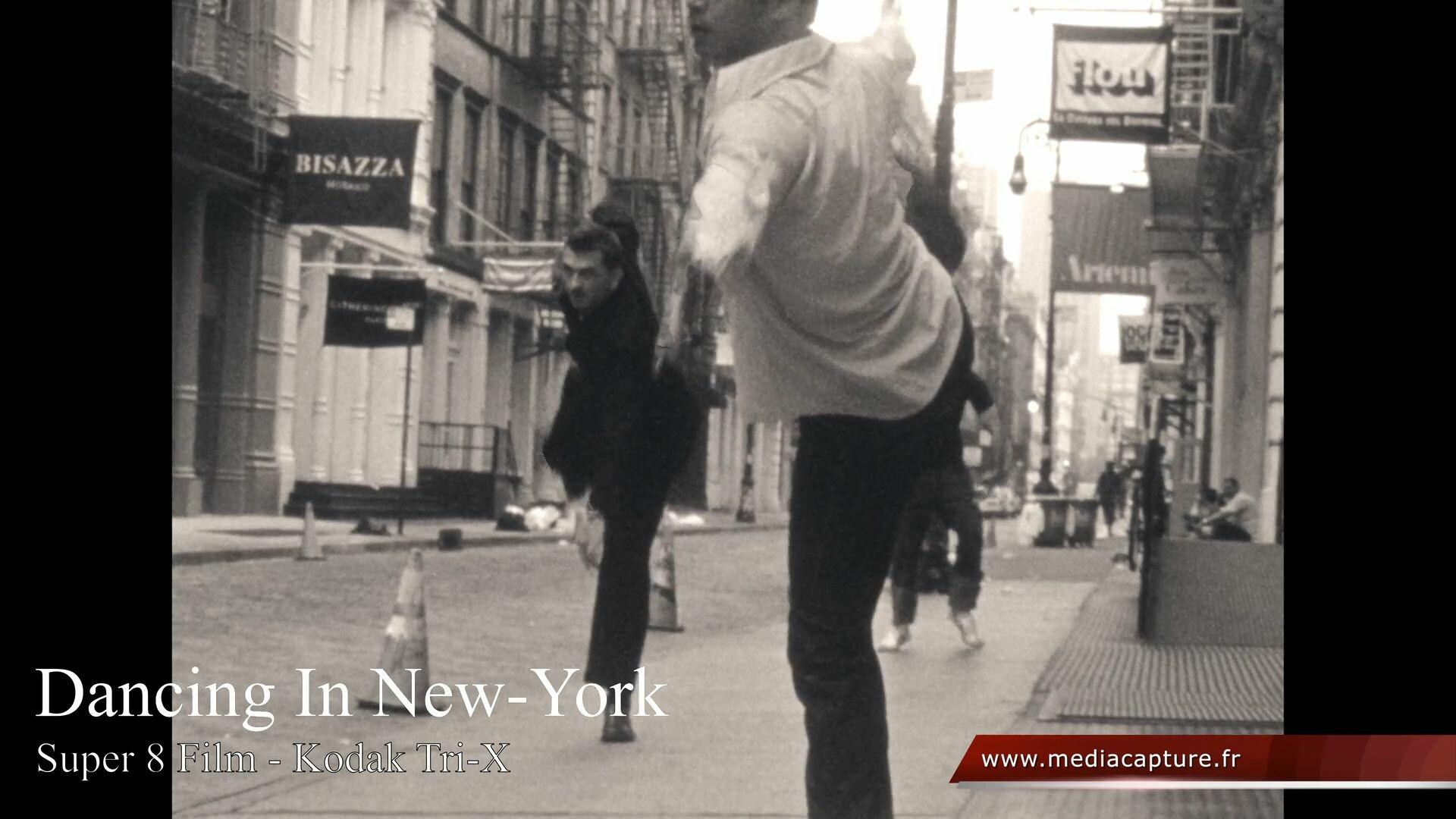 Le film Super 8 a été tourné à New York par notre ami Chef-Operateur Guillaume Le Grontec en 2006
